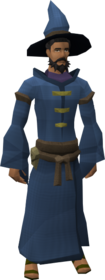 Avalani's robes equipped