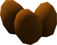 Chicken egg (Bandosian, NPC)