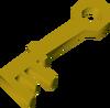 Guard room key detail