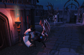Punching the blood trader.png