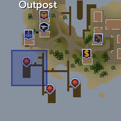 Squire (Veteran) location