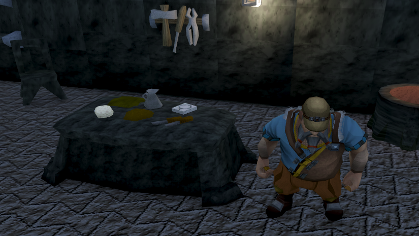 Carefree Crafting Stall Runescape Wiki Fandom Powered By Wikia