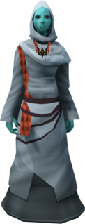 Citharede robes equipped