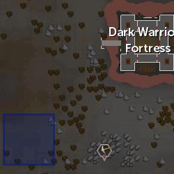 Demon Flash Mob (level 13 Wilderness) location