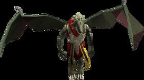 Dragonkin voando