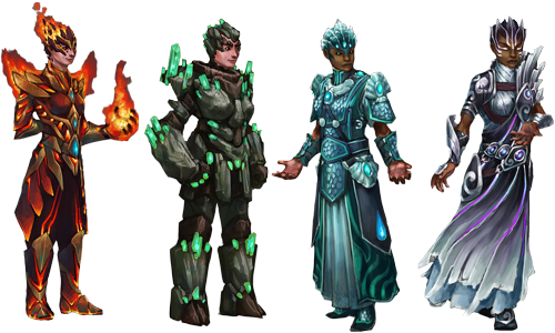 Elemental Outfits update thumb