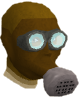 Gas mask chathead old1