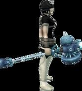 Lunarfury Maul (Tier 2) equipped