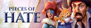 Pieces of Hate lobby banner