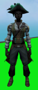 Privareer Outfit (female) equipped