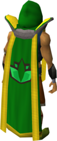 Retro herblore cape (t) equipped