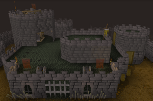 Rogues' Castle old