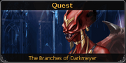 The Branches of Darkmeyer noticeboard