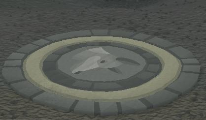 Altar wolf