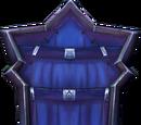 Black wizard shield