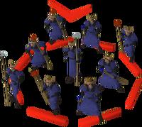 Elf squad (heavy) (red)