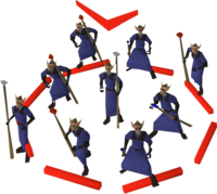 Elf squad (heavy) (red)