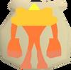 Fire titan pouch detail