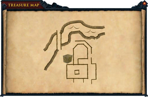 Treasure Trails Guide Maps RuneScape Wiki