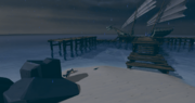 Message in a bottle (Agar Atoll) in-game