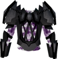 Tectonic robe top (shadow) detail