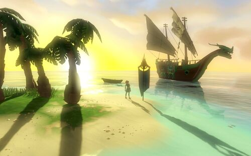 Uncharted Isles news image