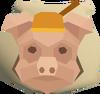 War pig pouch detail
