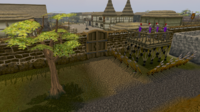 West Ardougne entrance
