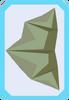 Whimsical bunyip card (solo) detail