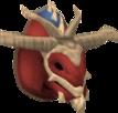 Demonio Inferior (Torre dos Magos) cabeça