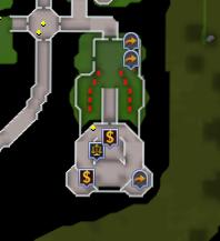 Mapa Guilda do Máximo