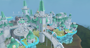 Prifddinas Iorwerth district