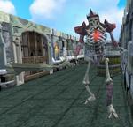 Skeleton (Dungeoneering, mage)