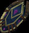 Spiritbloom shield detail
