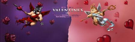 Valentines 2014 banner