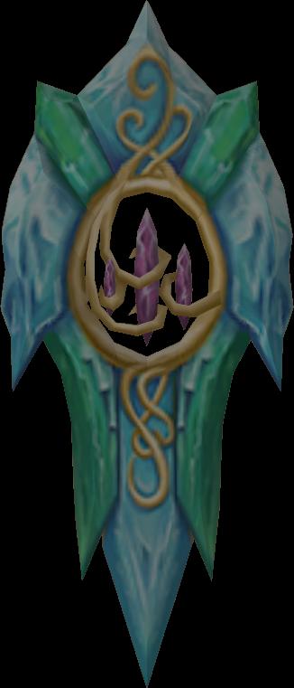 Attuned Crystal Shield Runescape Wiki Fandom Powered By Wikia
