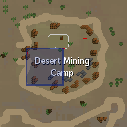 Cart Camel location