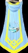 Fishing master cape detail