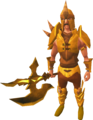 Golden Dharok the Wretched's equipment equipped.png