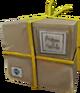 Huge parcel detail