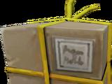 Huge parcel