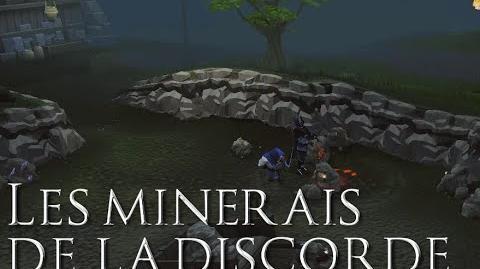 Les minerais de la discorde (Quête) - RuneScape 3