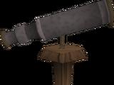 Mahogany telescope