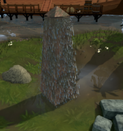 Obelisk of water
