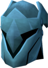 Rune full helm (charged) detail