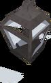 Sub-optimal lantern detail