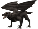 Clan dragon black