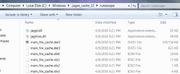 Jagex cache windows7