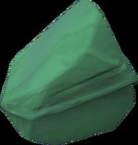 Mysterious meteorite (Tuska Comes)