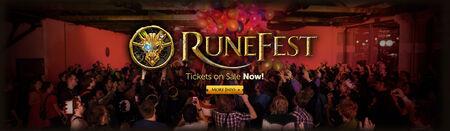 RuneFest head banner 2